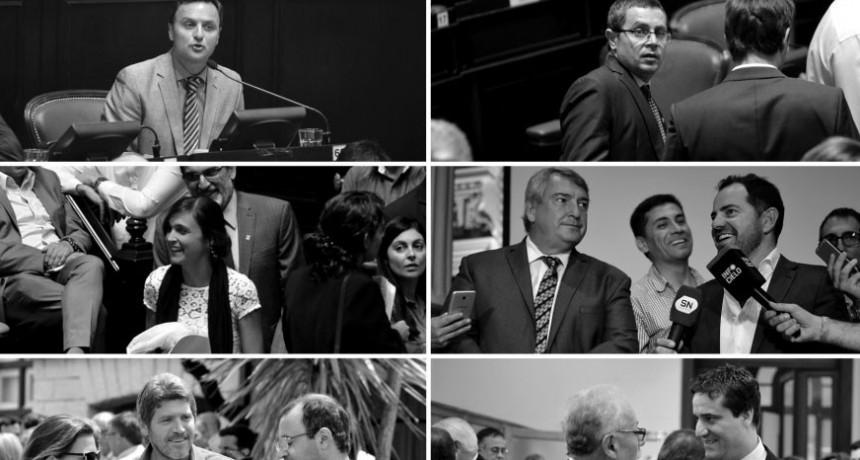 Comienza la danza de nombres: Quiénes quieren dejar la Legislatura y ponerse el traje de intendente