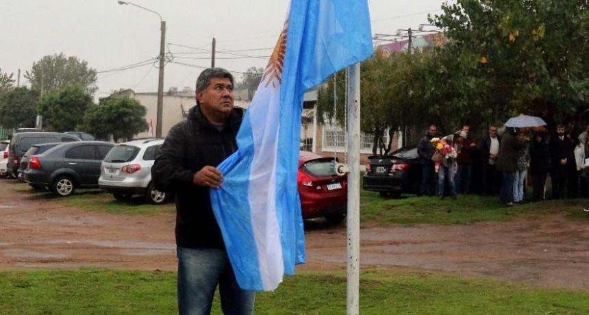 Se llevó a cabo el acto por el hundimiento del General Belgrano