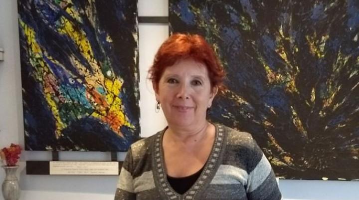 Patricia Barcia estará presente en la Feria del Libro (audio)