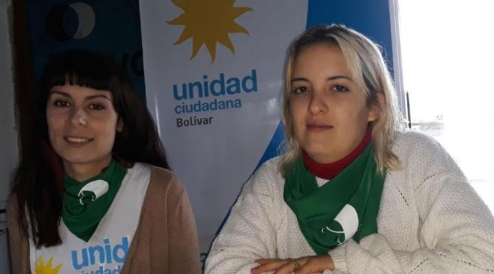 Unidad Ciudadana presento el proyecto 'Cupo Laboral Trans'