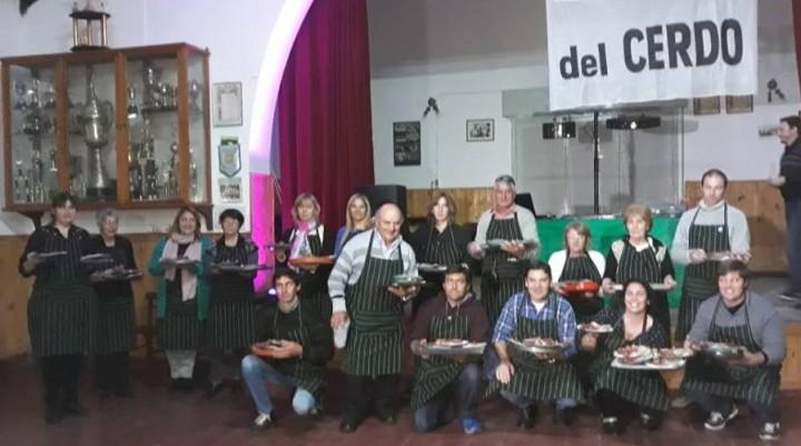 Ibarra: Se realizó la sexta edición de la Fiesta del Cerdo