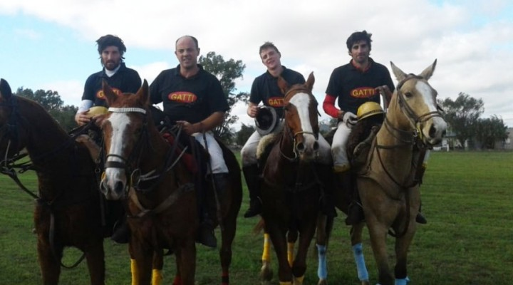 Pato: Se disputó el torneo Remonta y Veterinaria en el Campo Las Acacias