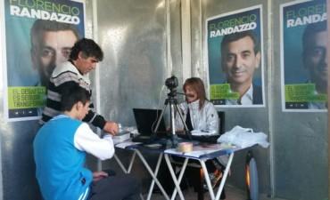 Espacio Florencio Randazzo: Este domingo se desarrolló un nuevo operativo documentario