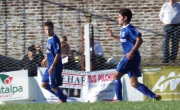 Fútbol Liga Pehuajense: Independiente ganó un partido chivo y es puntero