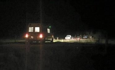 Cazadores hirieron a un hombre en un campo en Pehuajó