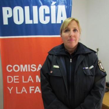 Verónica Hernández también obtuvo su ascenso