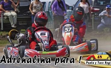 El karting del centro vuelve a Saladillo