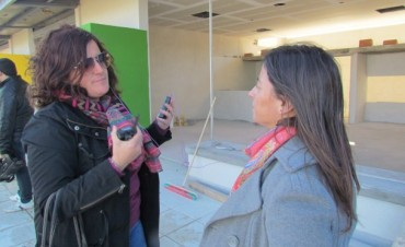 Jardín Maternal: Cuarto encuentro del curso de masaje infantil