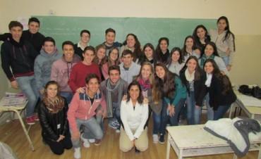 Proyecto solidario de los chicos de la secundaria Nº10 y el Rotary Club