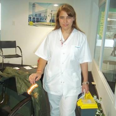 Raquel Rubio es la ganadora del concurso 'Dìa del Padre' de Súper Centro Textil