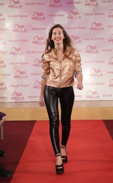 Guillermina Albano: modelo bolivarense