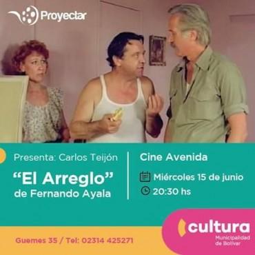 Cine Avenida: Continúa el ciclo 'Miradas'