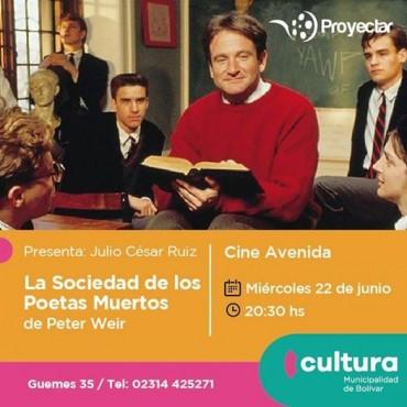 Ciclo Miradas: La sociedad de los poetas muertos