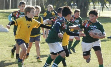 RUGBY: Indios Rugby visitó a La Plata Rugby Club
