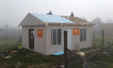 Viviendas Gauros ya entregó la primera casa en Bolívar