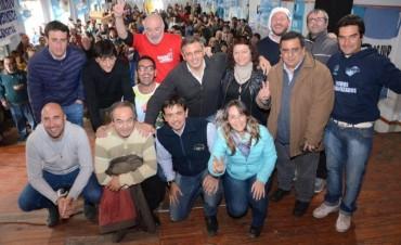 ENCUENTRO FPV: La Séptima respalda a Cristina y pregona la unidad