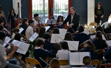 CON EL FIN DE INCORPORAR ALUMNOS: La Orquesta Escuela dará un concierto didáctico en Pompeya