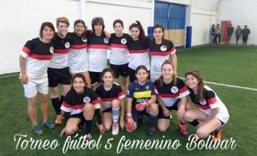 Comenzó el Torneo de Fútbol Femenino en la 'Vieja Esquina'