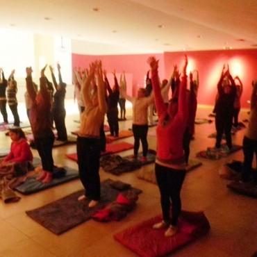 DÍA INTERNACIONAL DEL YOGA: Se realizará hoy una 'Master Class de Yoga' abierta en el Centro Cívico