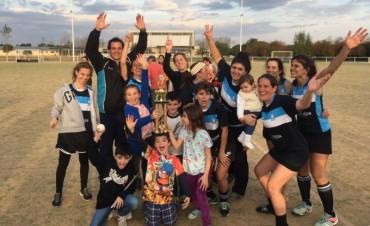 HOCKEY: Bolívar con 'Ciudad Celeste' campeón del Torneo de Mamis