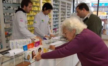 PAMI y las farmacias firmaron un acuerdo por cobertura de medicamentos