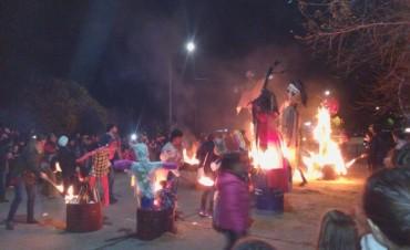 El CEC N°801 realizó el festejo de San Juan y San Pedro