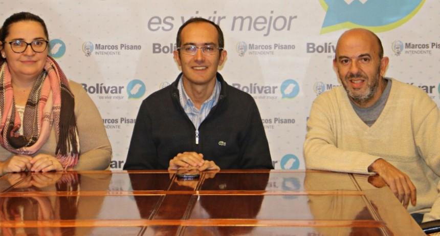 Bolívar es el primer municipio de la provincia en adelantar el pago del aguinaldo