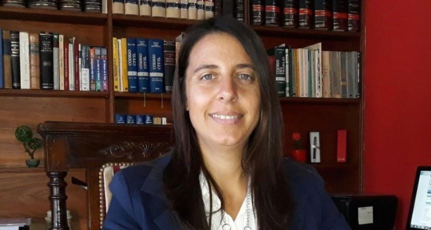 Fernanda Colombo reinauguró su Estudio Jurídico