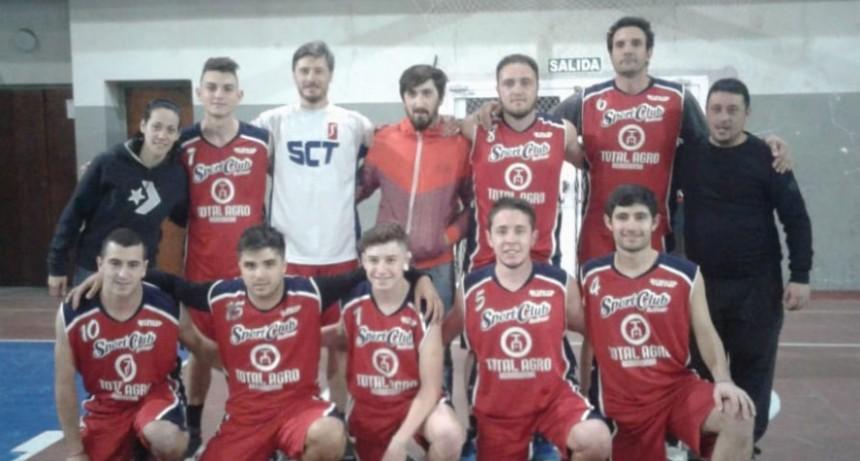 Sport Club no pudo con Deportivo Pehuajó y perdió la posibilidad de pasar a semis