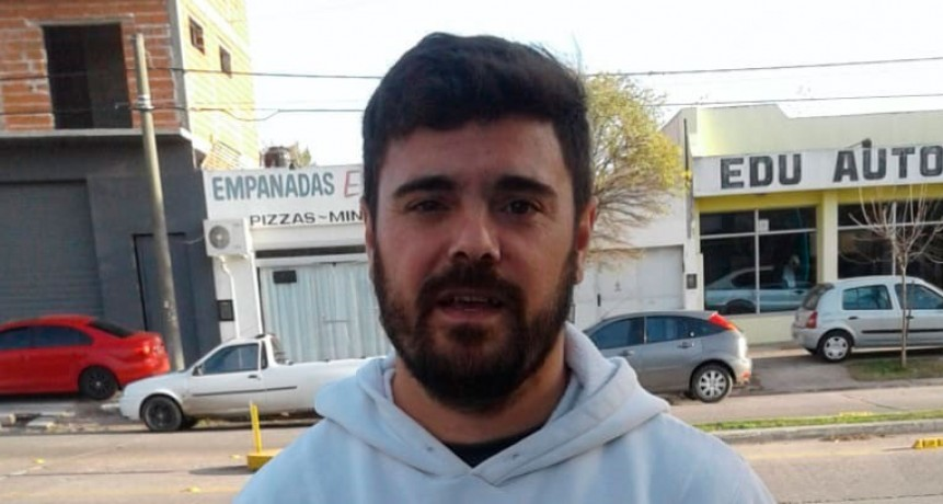 Futbol Rural: Gonzalo Díaz (DT La 14) 'Siempre jugamos para ganar pero no depende solo de nosotros'