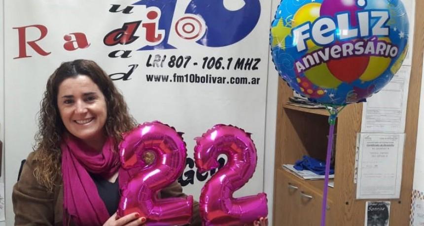 Feliz Aniversario Móvil: 22 años del móvil de Sandra Renna