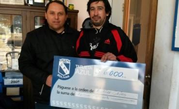 La 'Tarjeta Azul' del Club Independiente sigue entregando premios