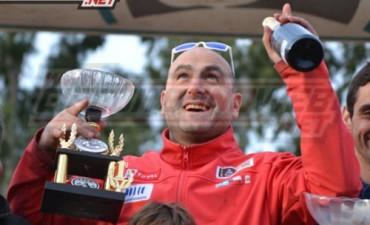 Marcos Pando el gran ganador de la APPKO
