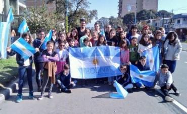 Los chicos de la Orquesta Escuela regresaron a Bolívar