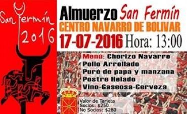 La Comunidad Navarra festejará San Fermín
