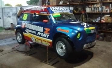 Turismo del Centro: Gustavo Pendas no pierde pisada, está segundo en el campeonato