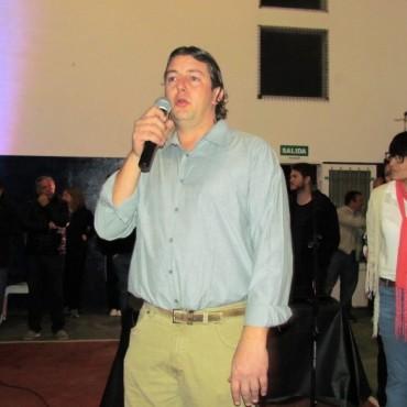 Agustín Puleo: 'Este gimnasio es del pueblo'