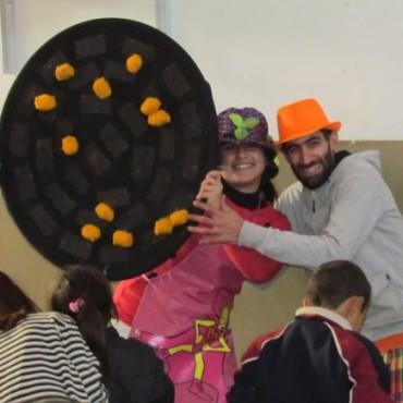 Se festejó el Día del Niño en Barrio Latino