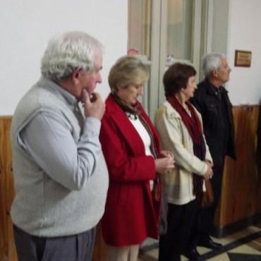 Se impuso el nombre de Juan Carlos Bellomo a una sala del comité radical