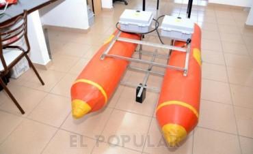 La facultad de Ingenieria de Olavarría desarrollará un submarino para YPF