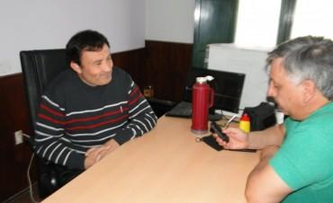 Javier Koffler habló sobre el robo en el taller mecánico de Urdampilleta