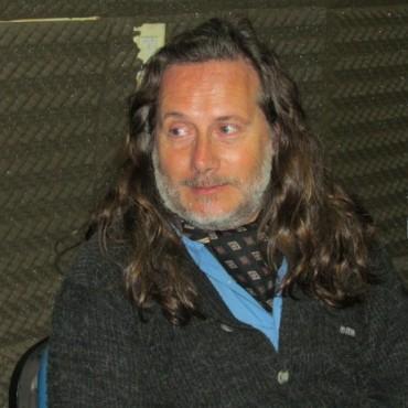 El director de arte de dos de las películas de Leonardo Favio, visitó FM 10