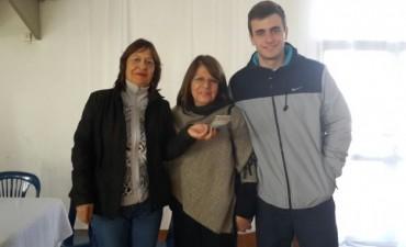 Rifa Progimnasio Independiente: Se entregaron los premios a los ganadores