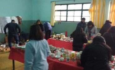 Se desarrolló la Gran Barata del Hogar San Vicente de Paul y se viene un gran Evento Solidario