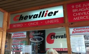Falleció un pasajero en un colectivo de la Empresa 'Chevallier'