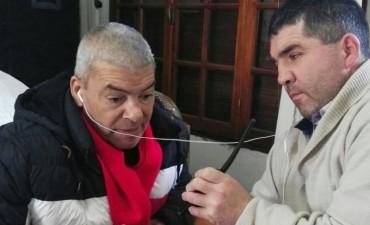 Este viernes se realiza la colecta de sangre para Pedro Roldán