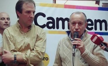 """Ricardo Criado: """"En estas situaciones hay que hacer una autocrítica, creo que en las localidades se notó la diferencia entre las listas de Cambiemos"""""""