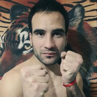 """TORRACO: """"Comencé con el boxeo como un pasatiempo, y hoy es mi vida"""""""
