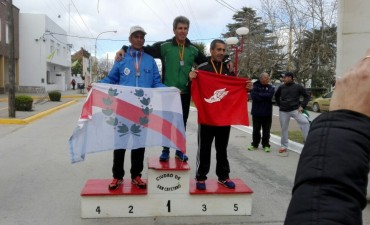 PEDESTRISMO: Rubén Aires, campeón nacional en 5K de ruta