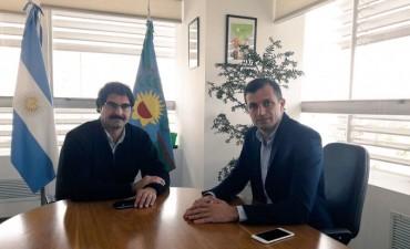 ANTICIPO: Bucca fue recibido por Sarquís, y el ministro llegaría hoy miércoles a Bolívar